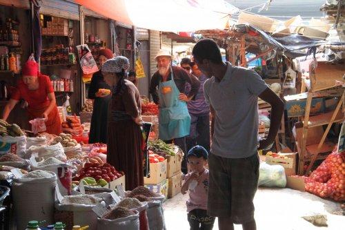Bazar d'Osh