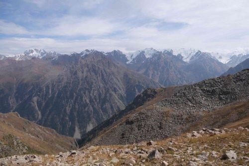 Montagne d'Almaty