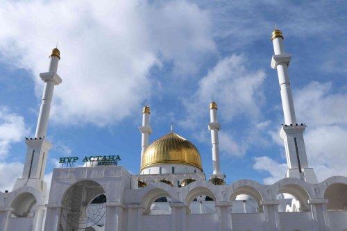 Mosquée d'Astana