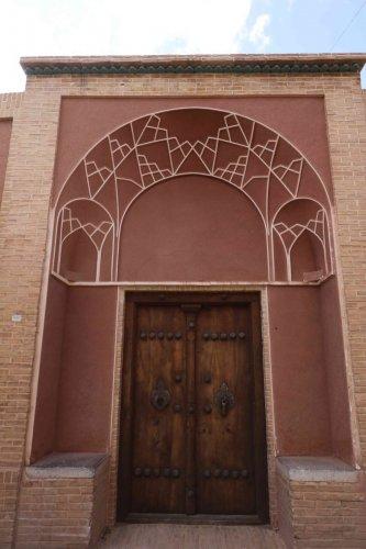 Porte d'entrée, Yazd